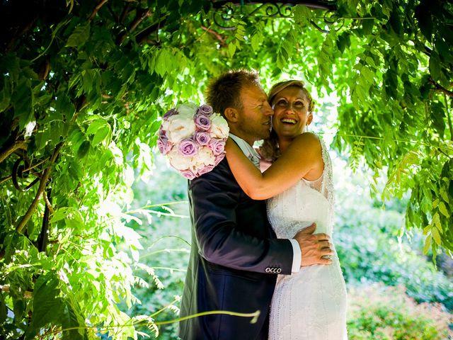 Il matrimonio di Alan e Lara a Castel San Pietro Terme, Bologna 21
