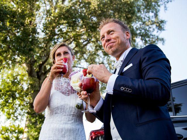 Il matrimonio di Alan e Lara a Castel San Pietro Terme, Bologna 23