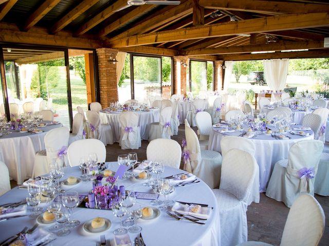 Il matrimonio di Alan e Lara a Castel San Pietro Terme, Bologna 27