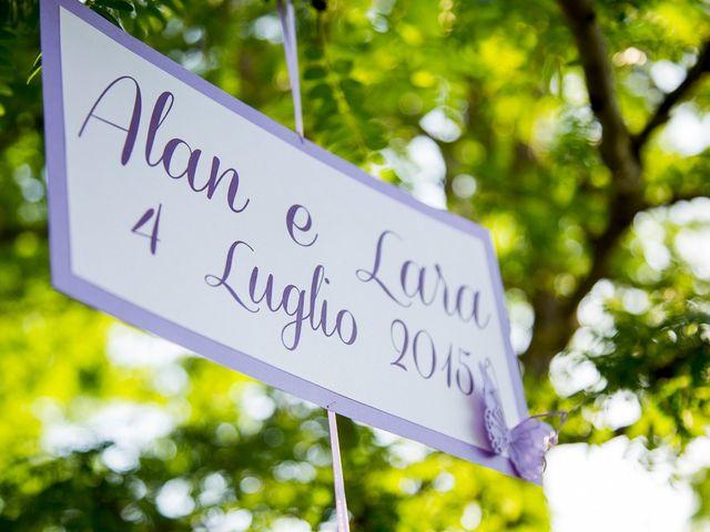 Il matrimonio di Alan e Lara a Castel San Pietro Terme, Bologna 31