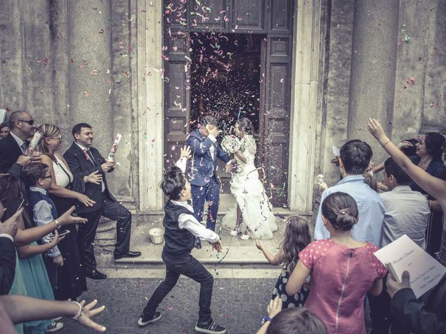 Le nozze di Riccardo e Claudia