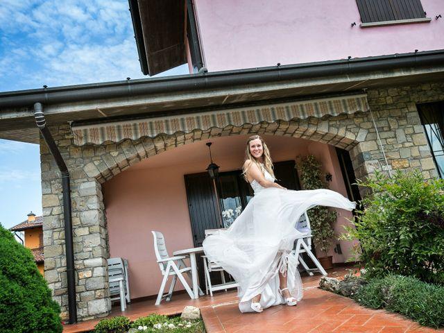 Il matrimonio di Claudio e Jessica a Urgnano, Bergamo 8