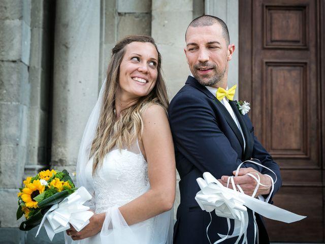 Il matrimonio di Claudio e Jessica a Urgnano, Bergamo 25