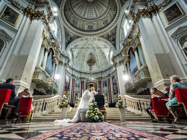 Il matrimonio di Claudio e Jessica a Urgnano, Bergamo 27
