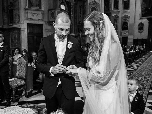 Il matrimonio di Claudio e Jessica a Urgnano, Bergamo 28