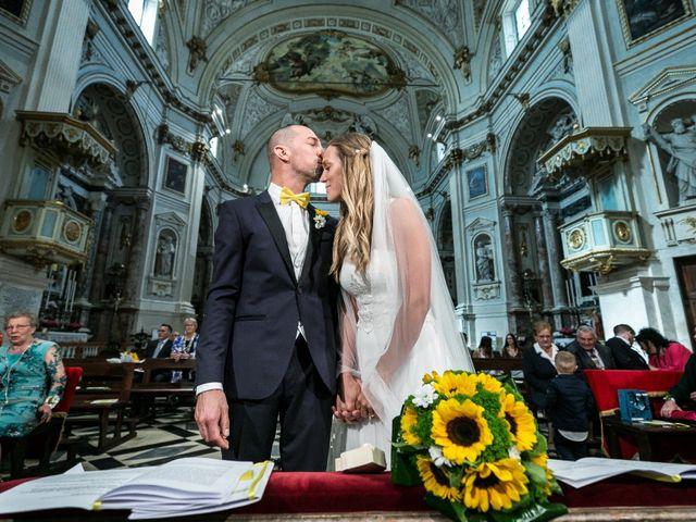 Il matrimonio di Claudio e Jessica a Urgnano, Bergamo 29