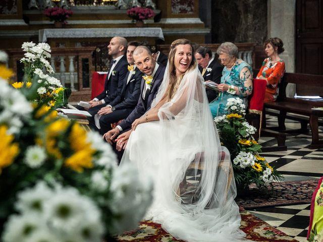 Il matrimonio di Claudio e Jessica a Urgnano, Bergamo 30