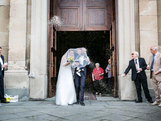 Il matrimonio di Claudio e Jessica a Urgnano, Bergamo 31