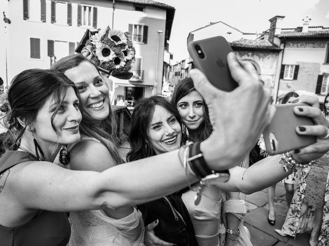 Il matrimonio di Claudio e Jessica a Urgnano, Bergamo 39