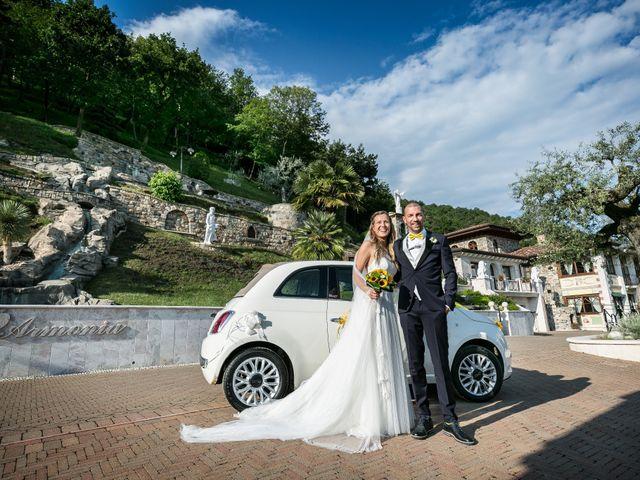 Il matrimonio di Claudio e Jessica a Urgnano, Bergamo 42