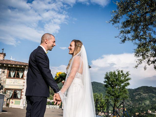 Il matrimonio di Claudio e Jessica a Urgnano, Bergamo 43