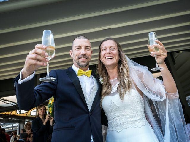 Il matrimonio di Claudio e Jessica a Urgnano, Bergamo 47
