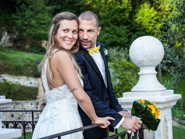 Il matrimonio di Claudio e Jessica a Urgnano, Bergamo 51