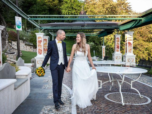 Il matrimonio di Claudio e Jessica a Urgnano, Bergamo 53