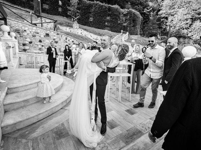 Il matrimonio di Claudio e Jessica a Urgnano, Bergamo 61