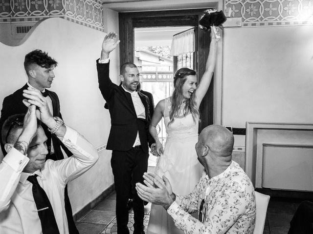 Il matrimonio di Claudio e Jessica a Urgnano, Bergamo 65