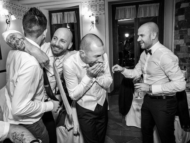 Il matrimonio di Claudio e Jessica a Urgnano, Bergamo 71