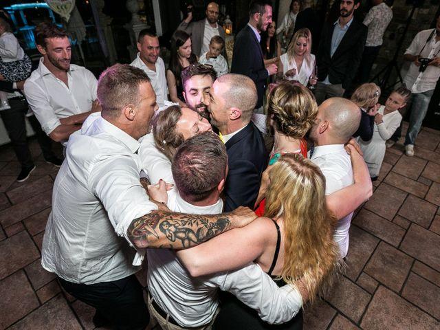 Il matrimonio di Claudio e Jessica a Urgnano, Bergamo 73