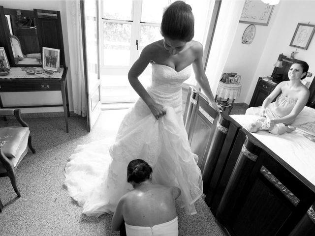 Il matrimonio di Nicola e Serena a Mesagne, Brindisi 8