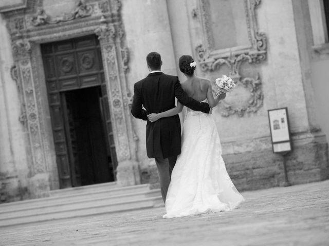 Il matrimonio di Nicola e Serena a Mesagne, Brindisi 1