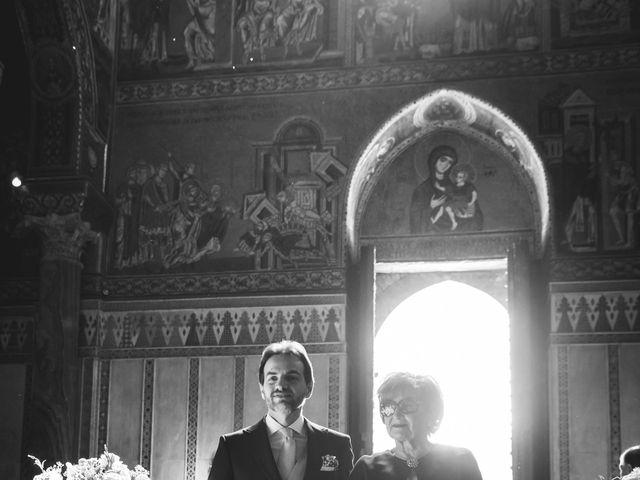 Il matrimonio di Rosario e Antonella a Monreale, Palermo 43