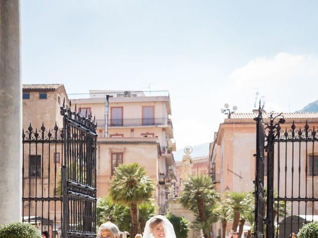 Il matrimonio di Rosario e Antonella a Monreale, Palermo 44