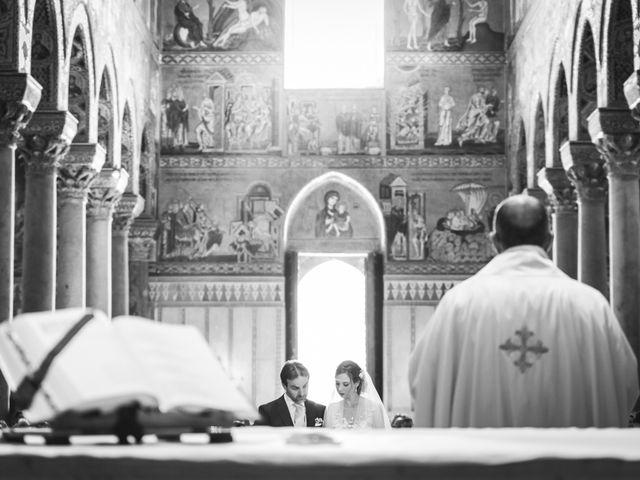Il matrimonio di Rosario e Antonella a Monreale, Palermo 49