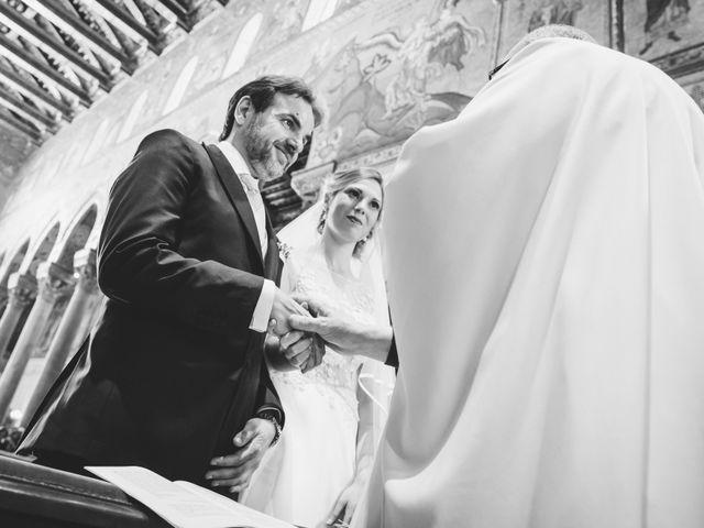 Il matrimonio di Rosario e Antonella a Monreale, Palermo 51