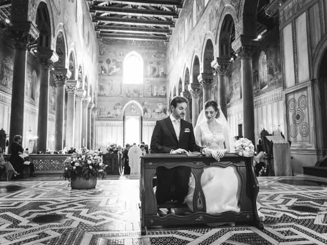 Il matrimonio di Rosario e Antonella a Monreale, Palermo 55