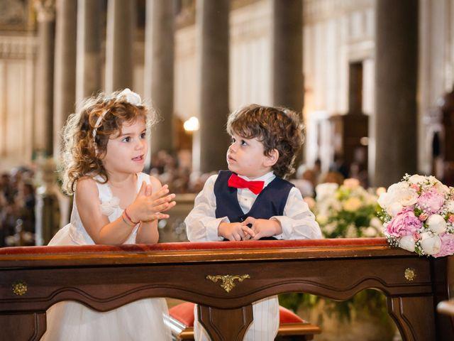 Il matrimonio di Rosario e Antonella a Monreale, Palermo 2