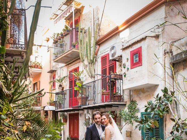 Il matrimonio di Rosario e Antonella a Monreale, Palermo 73