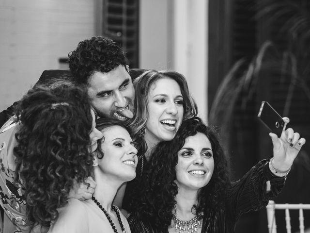 Il matrimonio di Rosario e Antonella a Monreale, Palermo 107