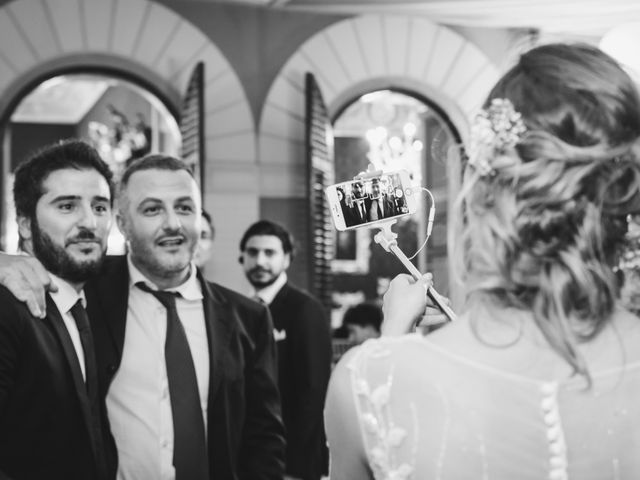 Il matrimonio di Rosario e Antonella a Monreale, Palermo 110