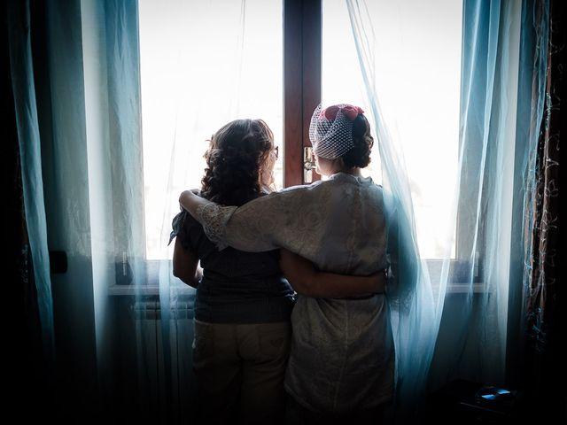 Il matrimonio di Dario e Maura a Roma, Roma 10