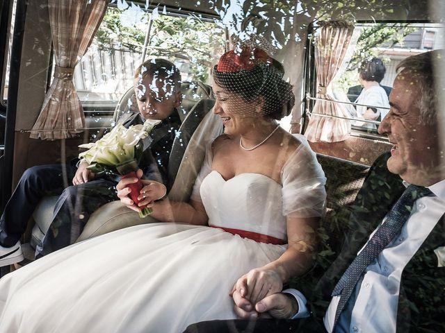 Il matrimonio di Dario e Maura a Roma, Roma 17