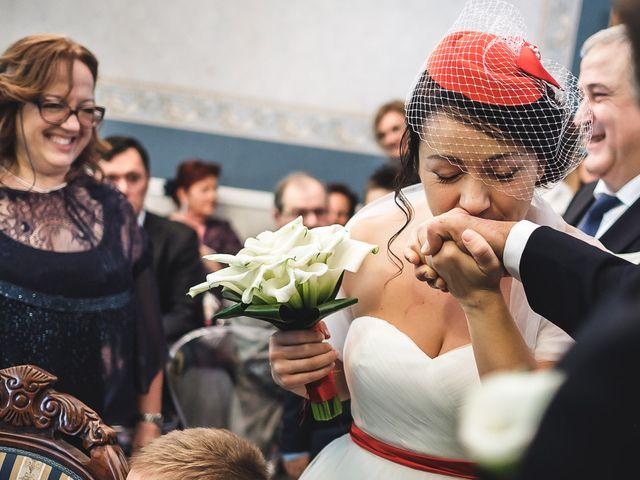 Il matrimonio di Dario e Maura a Roma, Roma 18