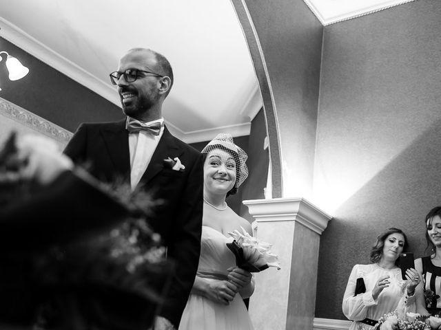 Il matrimonio di Dario e Maura a Roma, Roma 19
