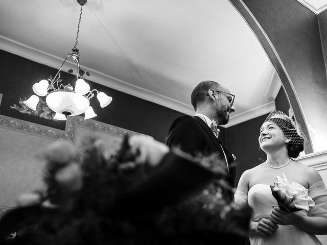 Il matrimonio di Dario e Maura a Roma, Roma 20