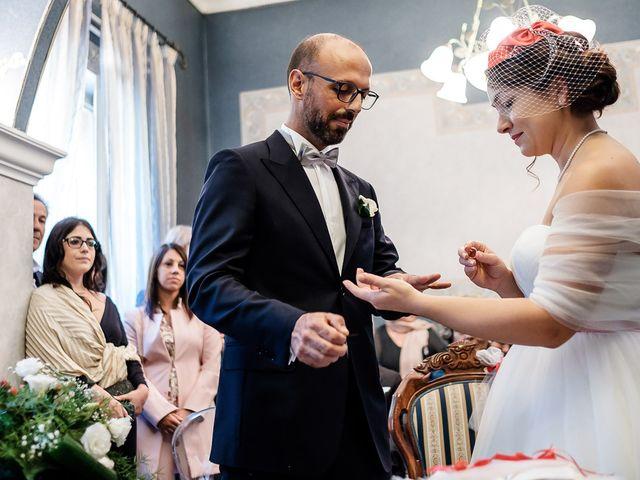 Il matrimonio di Dario e Maura a Roma, Roma 22