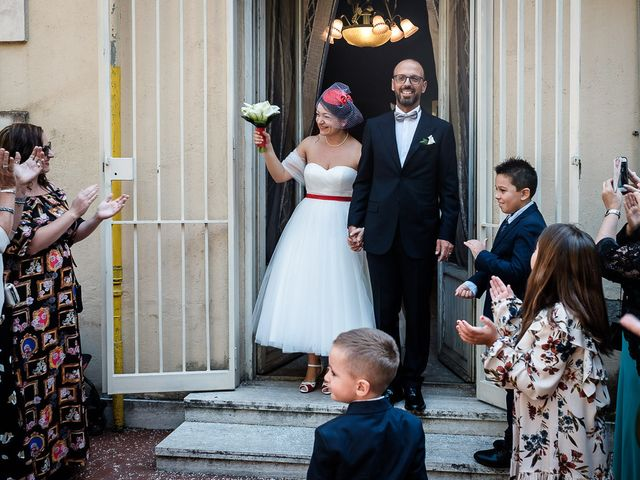 Il matrimonio di Dario e Maura a Roma, Roma 25