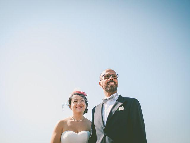 Le nozze di Maura e Dario