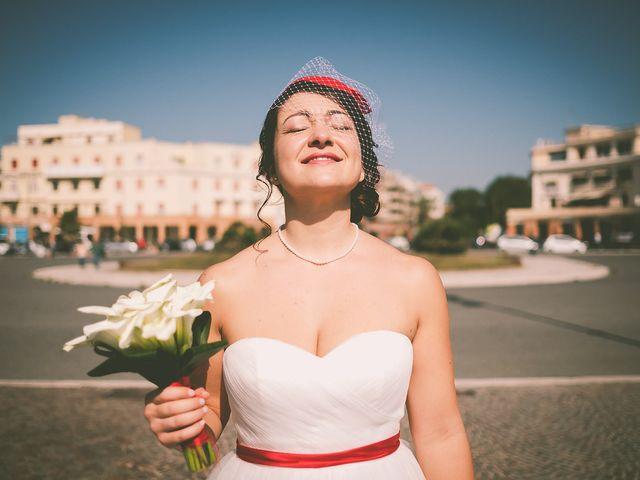 Il matrimonio di Dario e Maura a Roma, Roma 26