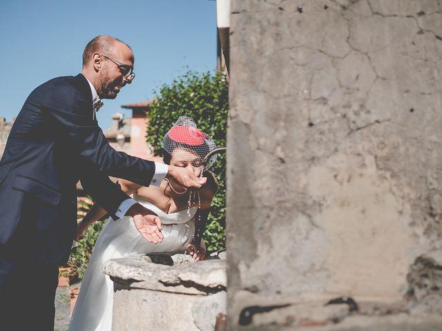 Il matrimonio di Dario e Maura a Roma, Roma 31