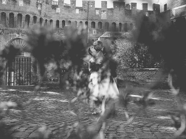 Il matrimonio di Dario e Maura a Roma, Roma 32