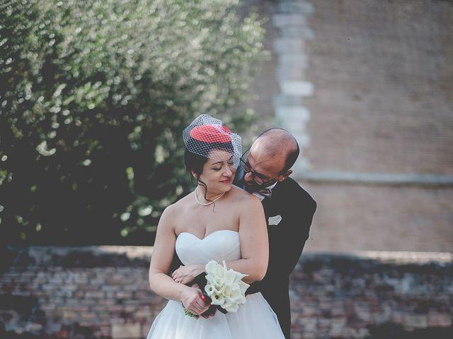 Il matrimonio di Dario e Maura a Roma, Roma 33