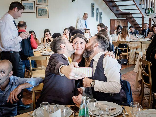 Il matrimonio di Dario e Maura a Roma, Roma 40