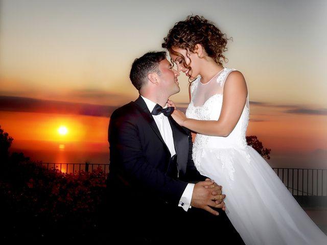 Le nozze di Gessica e Carmelo