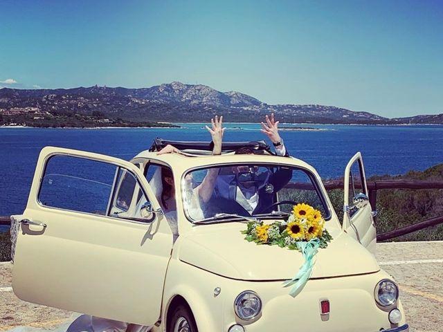 Il matrimonio di Filippo e Valentina  a Porto Rotondo, Sassari 3