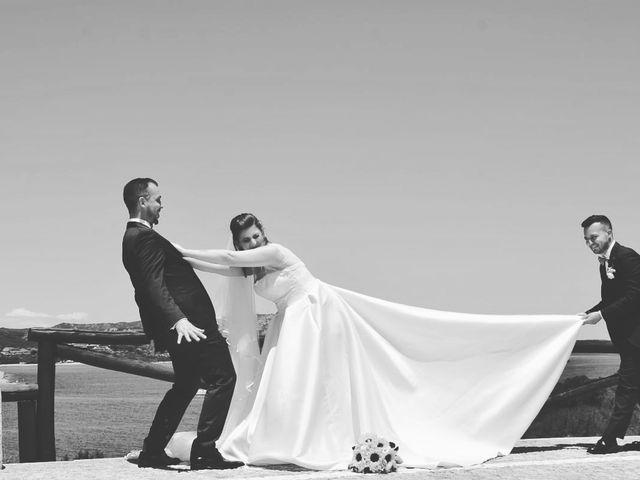 Il matrimonio di Filippo e Valentina  a Porto Rotondo, Sassari 2