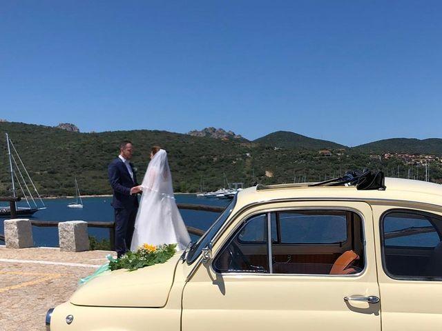 Il matrimonio di Filippo e Valentina  a Porto Rotondo, Sassari 9